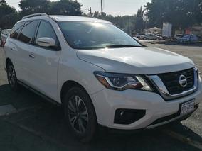 Nissan Pathfinder Advance Panoramica Quemacocos Y Pantallas