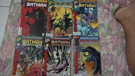 Batman Terremoto (completa)