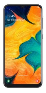 Celular Samsung A30 Preto 64gb 6.4