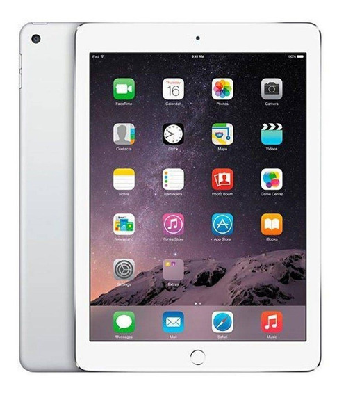 Apple iPad New 128gb Wi-fi 9,7 2018 Novo Garantia Apple Nf-e