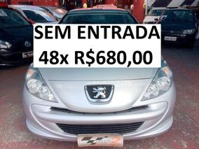 Peugeot 207 Passion 1.4 Completo - Sem Entrada 48x R$680,00