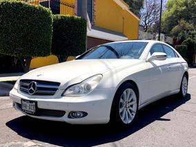 Mercedes Cls 2009 Piel Quemacocos Aire Estereo Rines