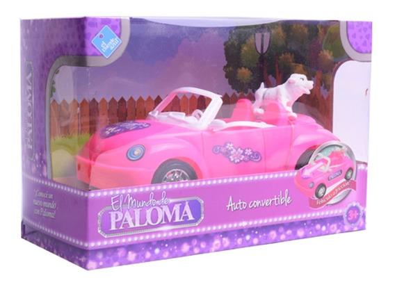 Paloma Auto Convertible - El Duende Azul