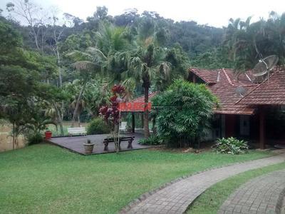 Excelente Propriedade, Otima Localizaçao, Sitio Com Casa Sede + Predio Com 08 Suites + 2 Casas - Ma2834