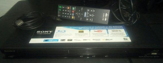 Blu Ray Sony Bdp-s370 Usado En Excelente Estado