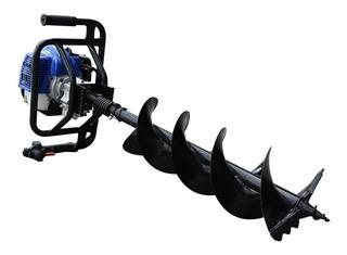 Motoperforadora Hyunday 100x20cm C/motor 2.5hp/52cc