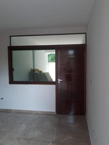 Imagem 1 de 20 de Casa Com 2 Dormitórios À Venda, 90 M² Por R$ 456.000,00 - Marapé - Santos/sp - Ca0588