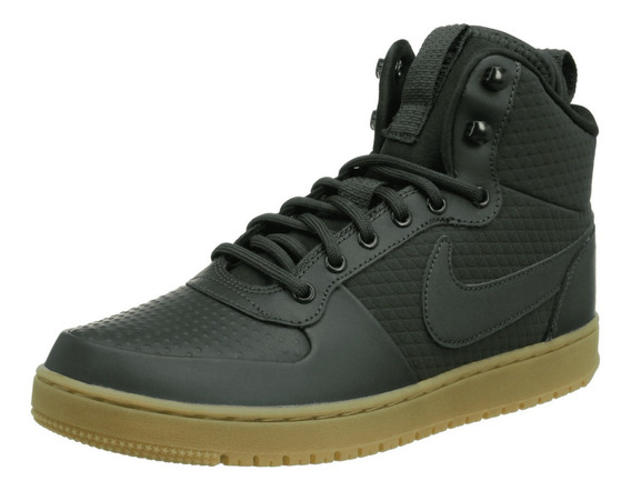 Nike Court Borough Mid Outdoor Botines Botas Hombre Mx 9 29
