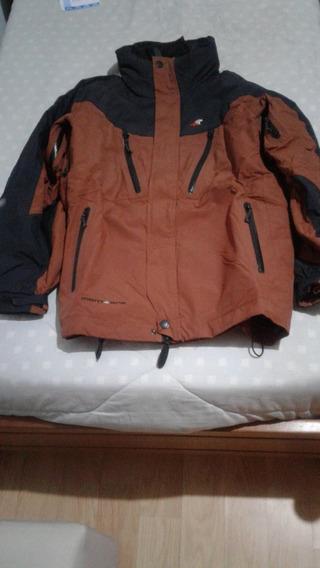 Campera De Abrigo Tres En Uno