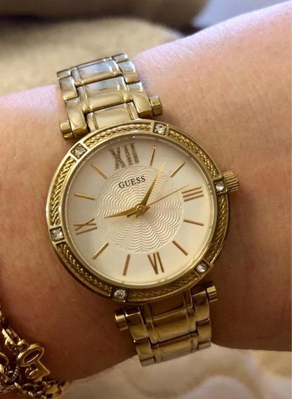 Relógio Feminino Guess; Original,garantia,nota Fiscal,oferta