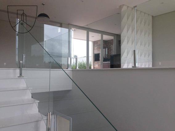 Casa Com 3 Dormitórios À Venda, 250 M² Por R$ 1.450.000 - Residencial Euroville Ii - Bragança Paulista/sp - Ca0044