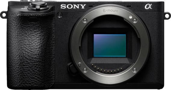 Câmera Digital Sony Alpha A6500 Mirrorles 4k - Corpo