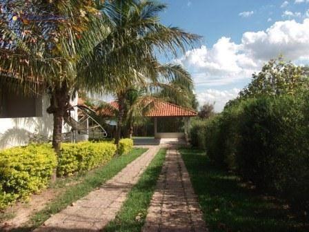 Chácara Com 5 Dormitórios À Venda E Locação, 1000 M² - Altos Da Bela Vista - Indaiatuba/sp - Ch0846