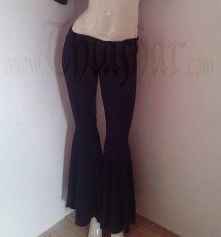 Pantalon De Danza Arabe En Modal Con Laycra