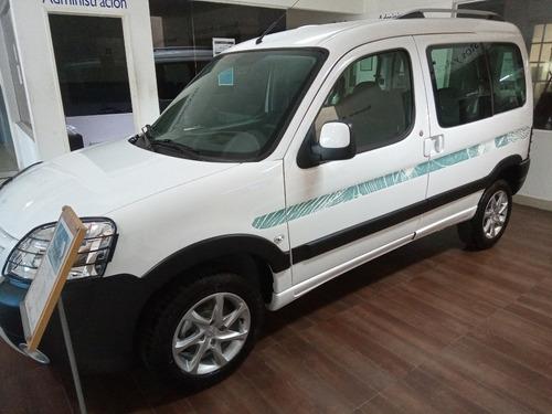 Imagen 1 de 11 de Peugeot Partner Patagonica Vtc Plus Hdi Dl