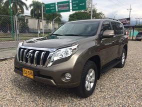 Toyota Prado Txl Disel 5 Puertas 2015