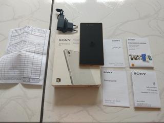 Celular Sony Xperia Z5 E6633 Com Caixa, Nota, Com Defeito.
