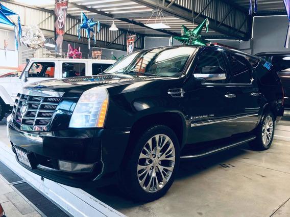 Cadillac Escalade Esv 6.0 R-22 4x4 At 2008