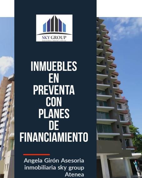 Apartamentos En Obra Gris En Residencias Mandarín, Terrazas