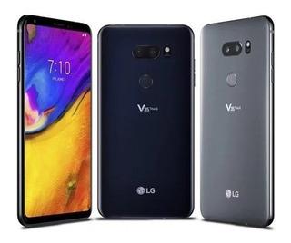 Smartphone Lg V35 Thinq - 64/6gb - Snapdragon 845-excelente