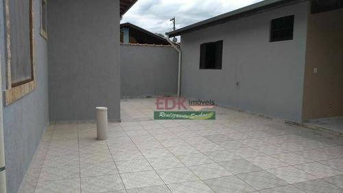 Imagem 1 de 5 de Casa Com 3 Dormitórios À Venda, 137 M² Por R$ 430.000,00 - Loteamento Residencial Andrade - Pindamonhangaba/sp - Ca6080