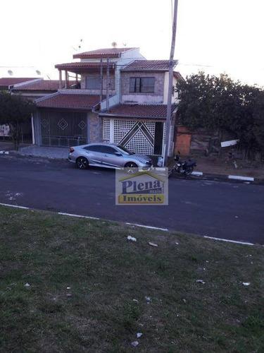 Sobrado Com 2 Dormitórios À Venda, 125 M² Por R$ 240.000 - Jardim Picerno Ii - Sumaré/sp - So0849