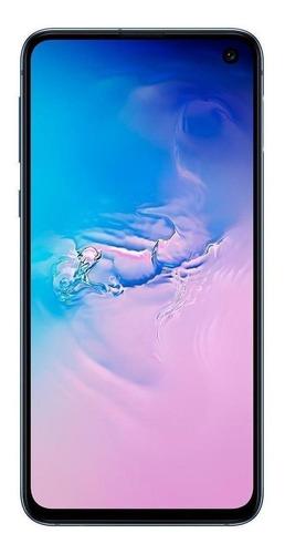 Samsung Galaxy S10e Dual SIM 128 GB prism blue 6 GB RAM