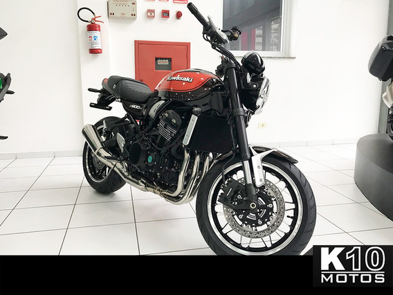 Kawasaki Z900rs Modelo 2019