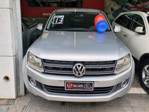 Volkswagen Amarok - 2013/2013 2.0 Highline 4x4 Cd 16v Turbo
