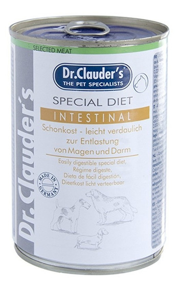 Doctor Clauders Mn Special Diet Intestinal 400 Gr
