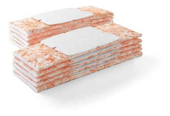 Almofadas De Limpeza Úmida - Braava Jet (pacote Com 10 Unidades)