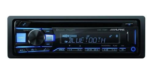 Estéreo para auto Alpine CDE-172BT con USB y bluetooth