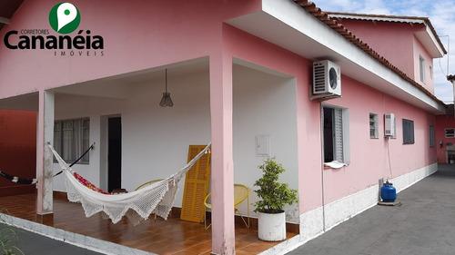 Imagem 1 de 24 de 5 Dormitórios (3 Suítes) Para Venda - Rocio - Cananéia / Sp - 0206 - 32622381