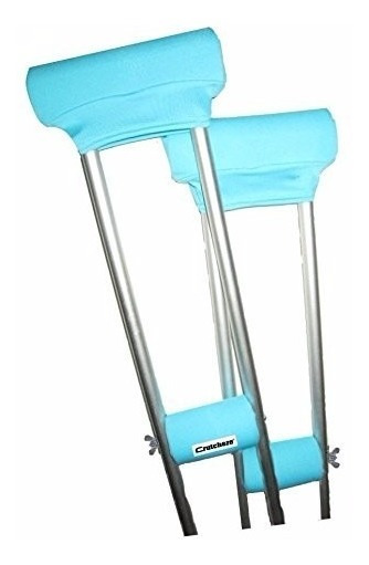 Accesorio Para Muletas Crutcheze Turquoise Underarm Crutch