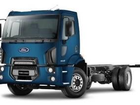 Ford Cargo 1519/48 Por Solo $167.850 Y Saldo En Cuotas