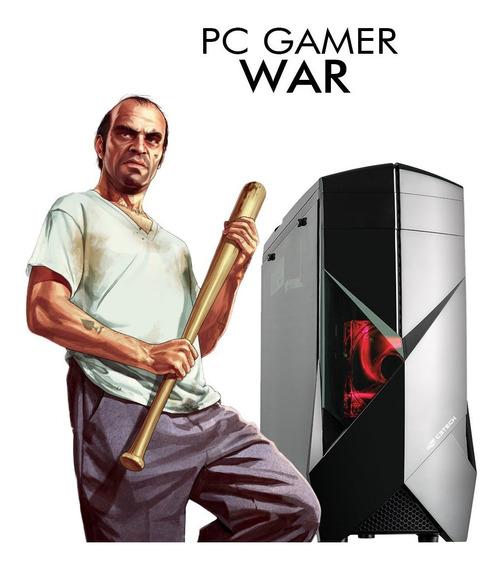 Pc Gamer Pentium G5400, Gtx 1050ti 4gb, 1tb, 8gb + Nfe