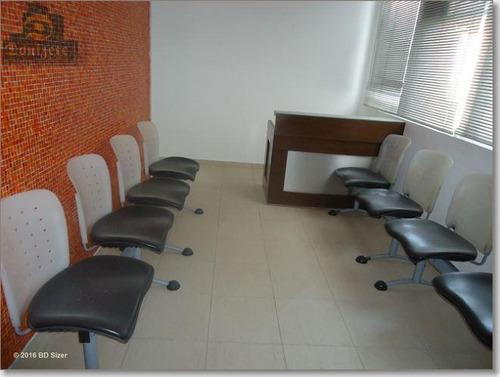 Sala À Venda, 96 M² Por R$ 530.000,00 - Centro - Santo André/sp - Sa0387