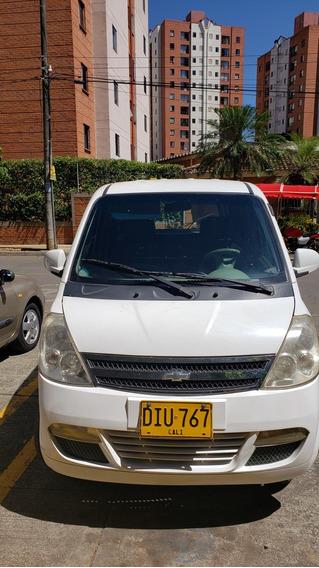 Chevrolet Van N200. Buen Estado. Listo Para Traspaso