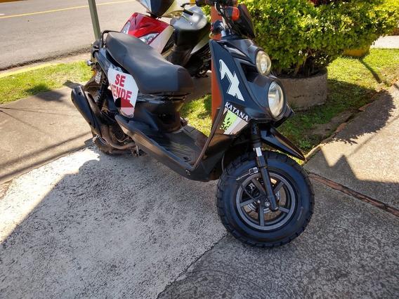 Scooter Katana 2016 Totalmente Al Día
