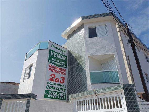 Casa Com 2 Dorms, Vila Cascatinha, São Vicente - R$ 270 Mil, Cod: 54508100 - V54508100