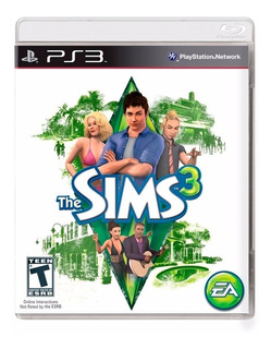 The Sims 3 Ps3 Fisico Sellado Original Ade