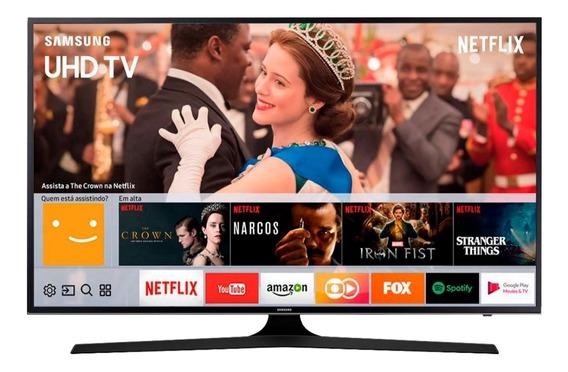 Smart Tv Led 65 Samsung 65mu6100 Uhd 4k Hdr Premium Com Con
