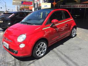Fiat 500 Sport 1.4 (gas) Imp 2p 2010