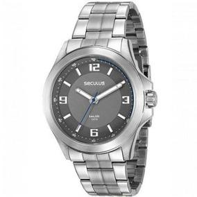 Relógio Seculus Masculino 20579g0svna1
