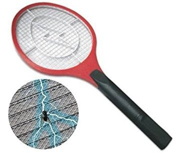 Raqueta Eléctrica  Solución Antimosquitos