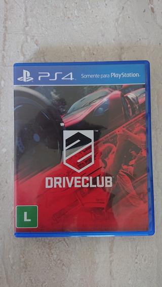 Jogo Drive Club Ps4