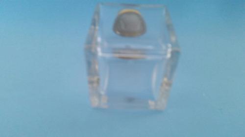 Imagem 1 de 1 de 100 Frascos Vidro-cubo  100ml  R28