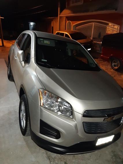Chevrolet Trax Modelo 2014 Versión Lt Transmisión Automática