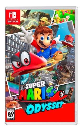 Super Mario Odyssey Switch Disponible