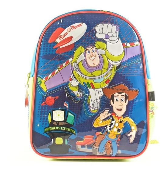 Mochila Jardin 12 ´´ Toy Story - Woody Buzz Lightyear Disney